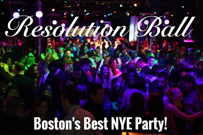 Boston's Resolution Ball