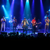 RED BARAAT FESTIVAL OF COLORS at The Sinclair