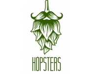 Hopsters Green Logo withname nobackground