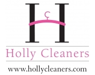 Holly logo with web address